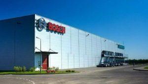 завод стиральных машин Бош в Питере