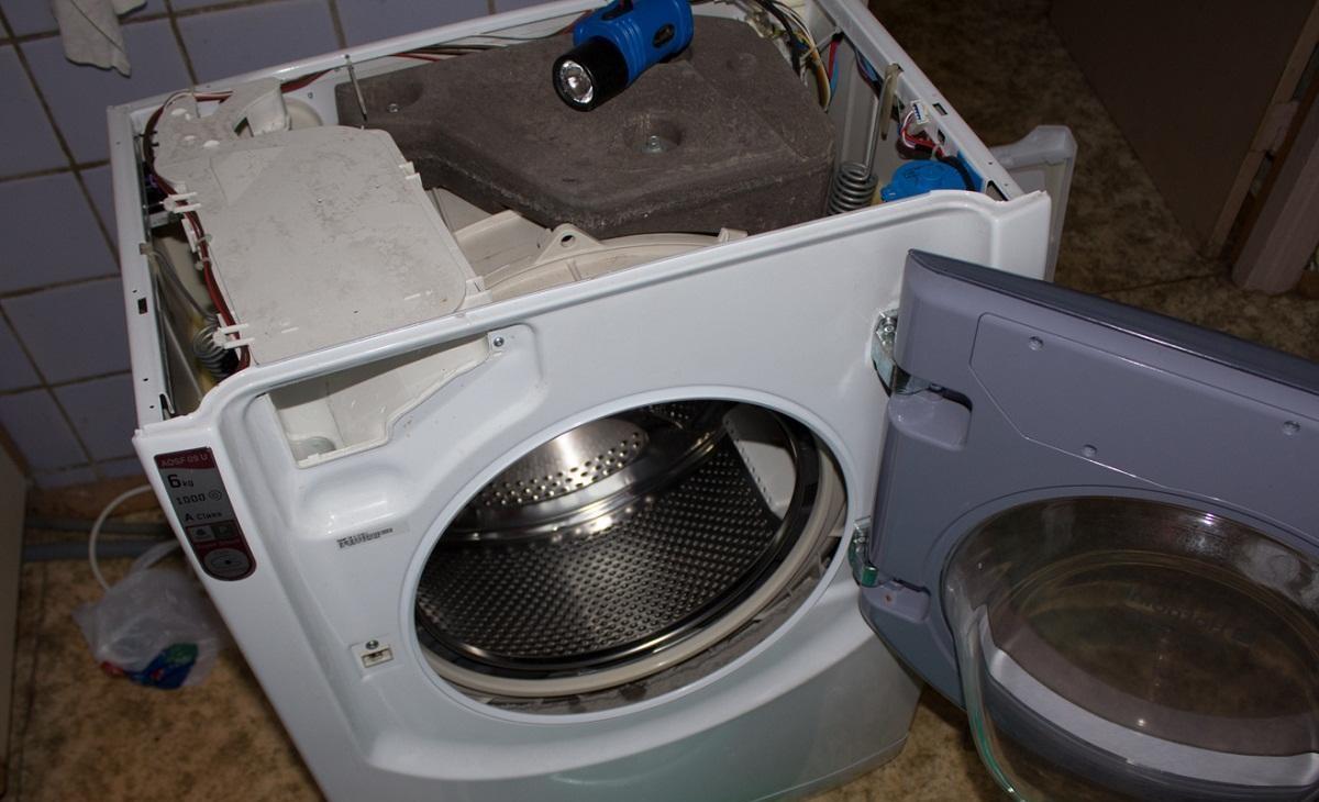 машинкам Аристон часто требуется ремонт