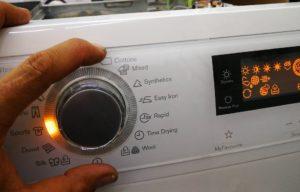 Диагностика стиральной машины Electrolux