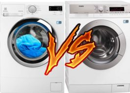 Какая стиральная машина лучше: АЕГ или Электролюкс?