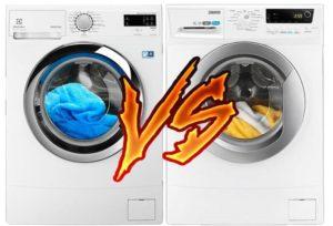 Какая стиральная машина лучше Занусси или Электролюкс