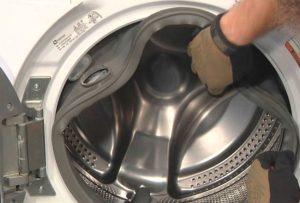 Как заменить манжету на стиральной машине Whirlpool?