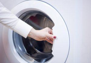 Как открыть дверцу стиральной машины Electrolux