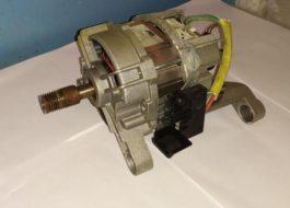 Как проверить двигатель стиральной машины Занусси?