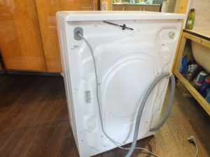 Как установить стиральную машину Канди