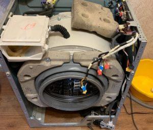 Неисправности стиральной машины Electrolux