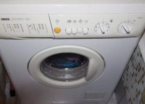 Неисправности стиральных машин Занусси