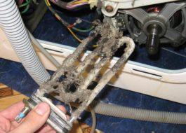 Не нагревается вода в стиральной машине Занусси