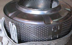 Разборка барабана стиральной машины Электролюкс