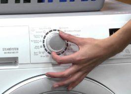 Сколько времени длится стирка в стиральной машине Electrolux