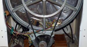 Как поменять ремень на стиральной машине Ardo?