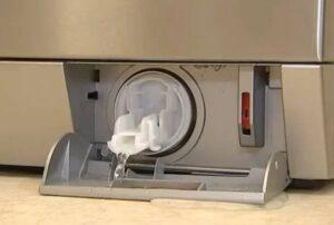 Как почистить фильтр стиральной машины AEG?