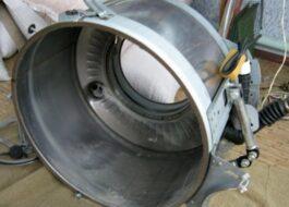 Как снять барабан со стиральной машины Ardo?