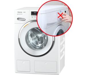 Не включается стиральная машинка Миле