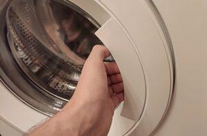 Не открывается люк стиральной машины Siemens