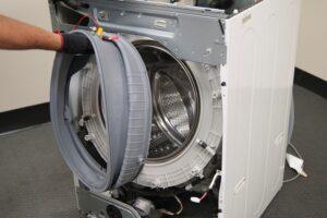 Разборка стиральной машины Siemens