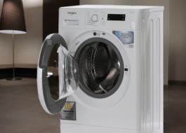 Установка стиральной машины Whirlpool
