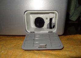 Чистка фильтра в стиральной машине Haier