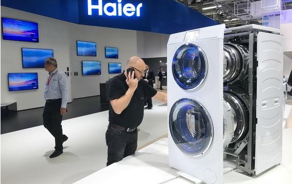 высокотехнологичные стиральные машины Хайер
