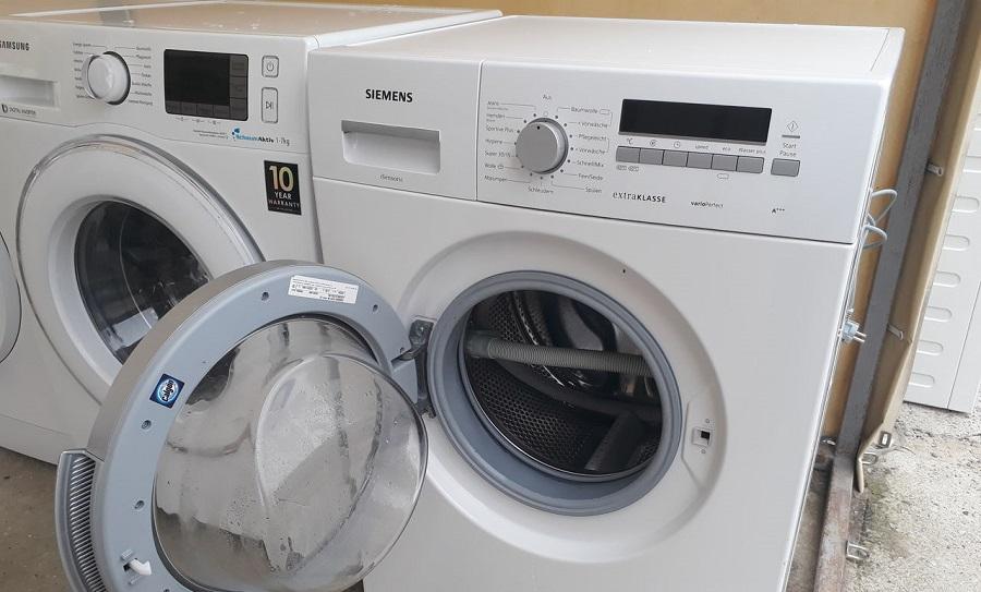 линейка стиральных машин Сименс