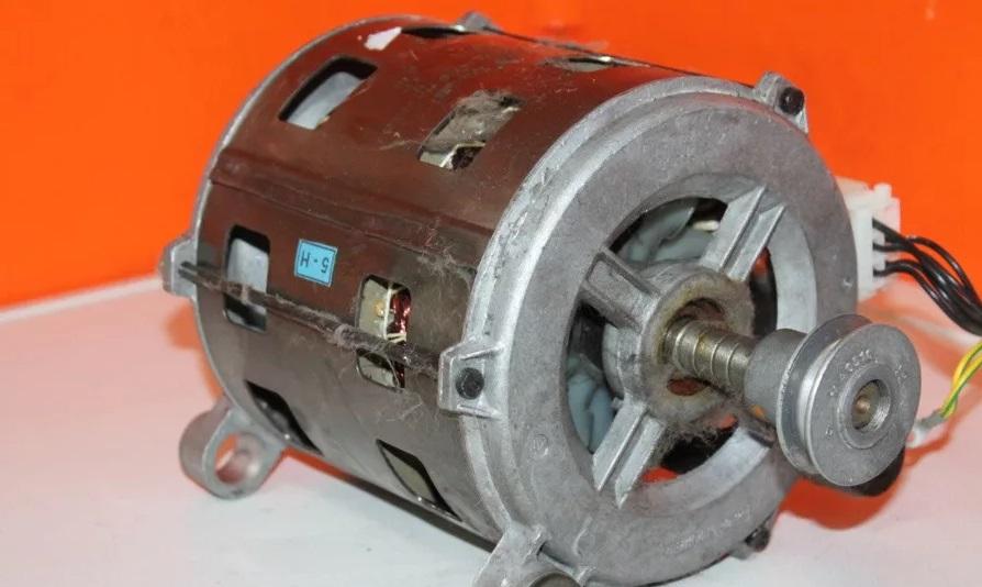 проблемы с двигателем стиралки Ардо