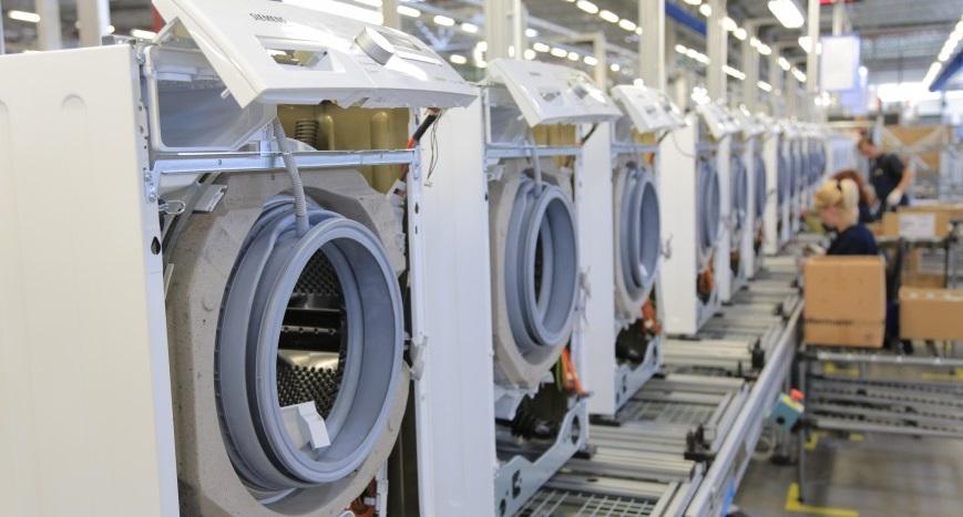 производство стиральных машин Сименс