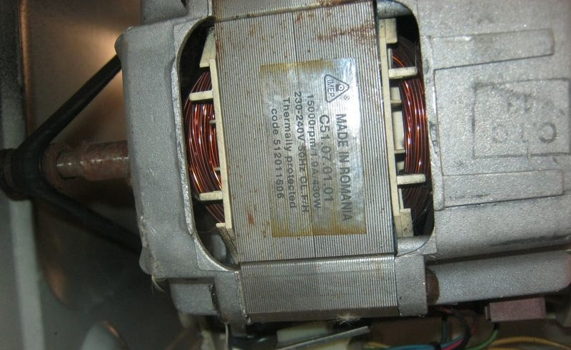 характеристики мотора Ардо