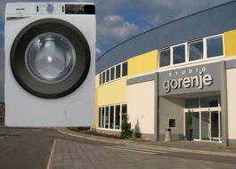 Где производят стиральные машины Gorenje?