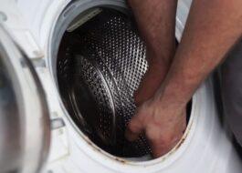 Как заменить манжету на стиральной машине Siemens?