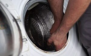 Как заменить манжету на стиральной машине Siemens
