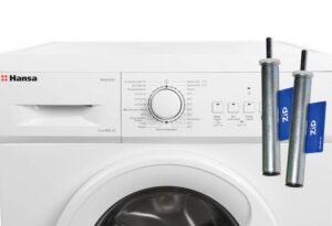Как поменять амортизатор на стиральной машине Hansa