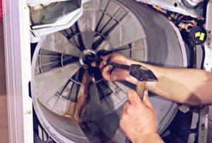 Как поменять подшипник в стиральной машине Gorenje?