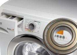 Как поменять подшипник в стиральной машине Kaiser?