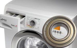 Как поменять подшипник в стиральной машине Kaiser
