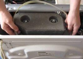 Как поменять ремень на стиральной машине Vestel?