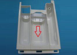 Куда сыпать порошок в стиральной машине Gorenje