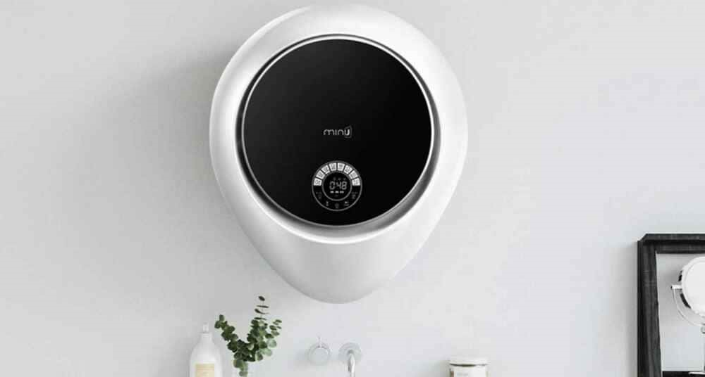 Xiaomi MiniJ Wall-Mounted White