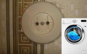 Можно ли включать стиральную машину в обычную розетку