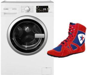 Можно ли постирать борцовки в стиральной машине?