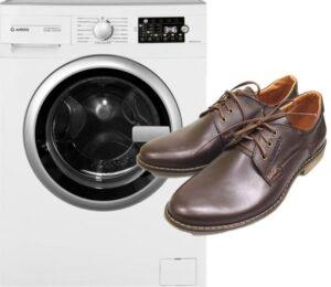 Можно ли постирать туфли в стиральной машине?