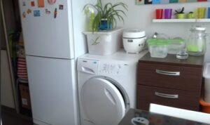 Можно ли устанавливать стиральную машину рядом с холодильником