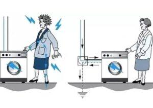 Надо ли заземлять стиральную машину