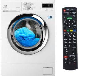 Постирали пульт от телевизора в стиральной машинке
