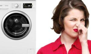 При работе стиральной машины пахнет горелой проводкой