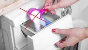 Стирка без порошка в стиральной машине