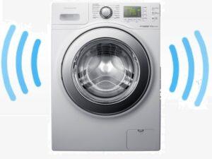 Шум от стиральной машины при отжиме на высоких оборотах
