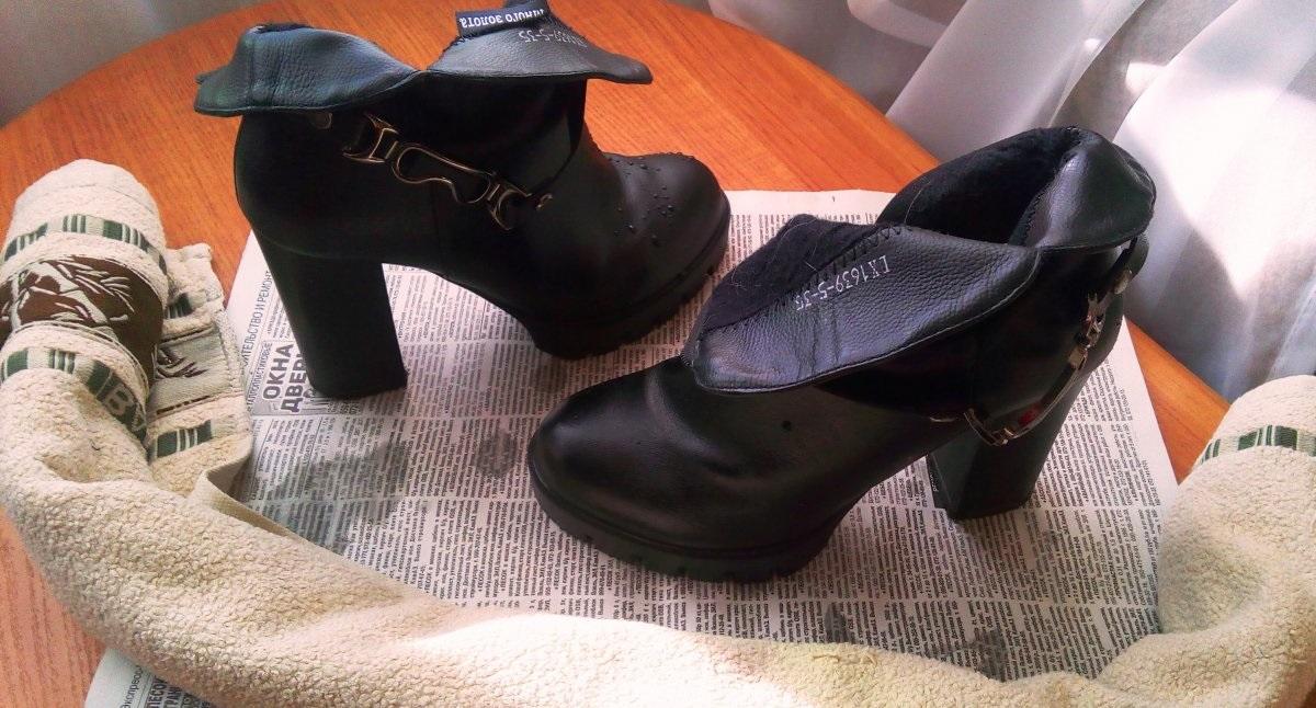 как сушить туфли правильно