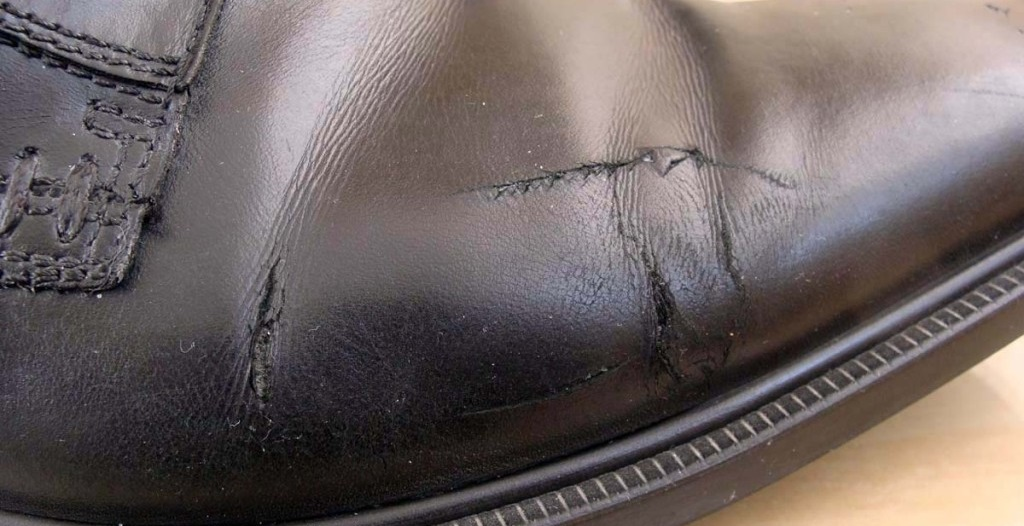 что случится с туфлями после стирки в машинке
