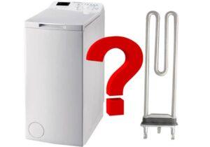 Как заменить ТЭН в стиральной машине с вертикальной загрузкой?