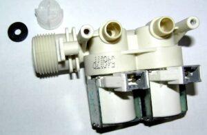 Как разобрать клапан подачи воды в стиральной машине?